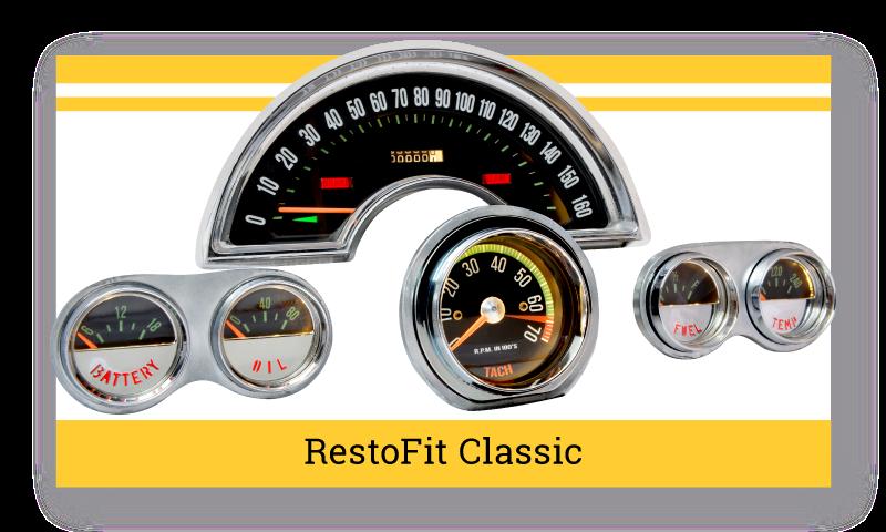 C1 Corvette RestoFit Classic